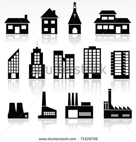 stock-vector-vector-set-of-various-buildings-71529799