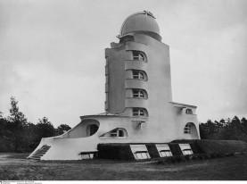 Erich Mendelsohn. Einsteinturm