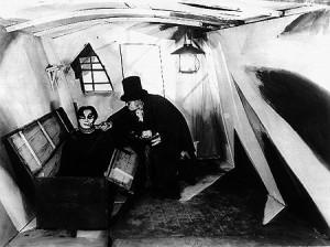 Robert Wiene. Das Kabinet des Dr. Caligari. 1920