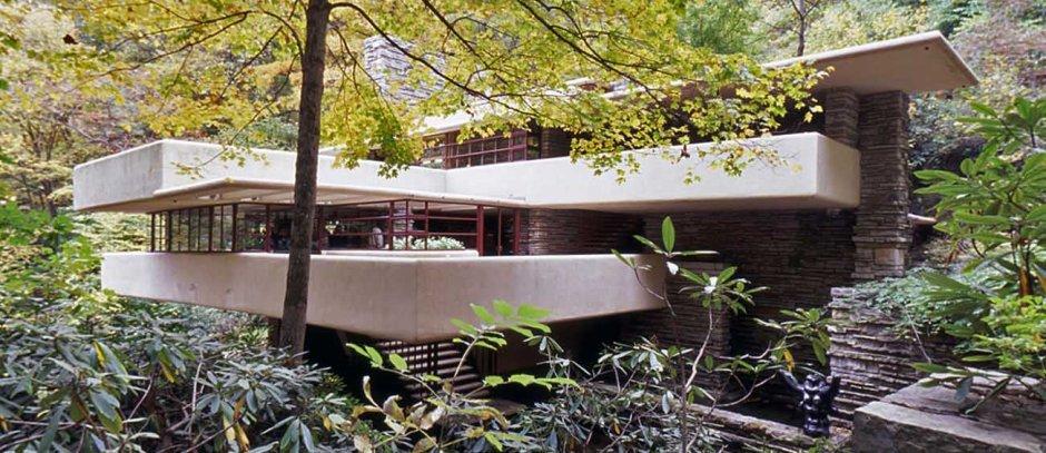 Kaufmann House, 1936-38