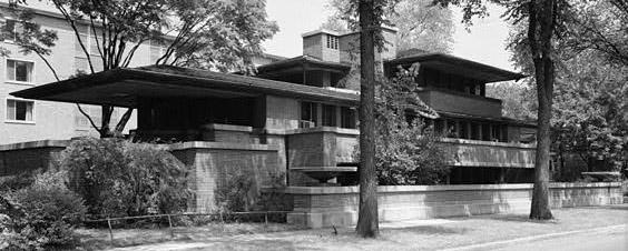 Robie House 1908