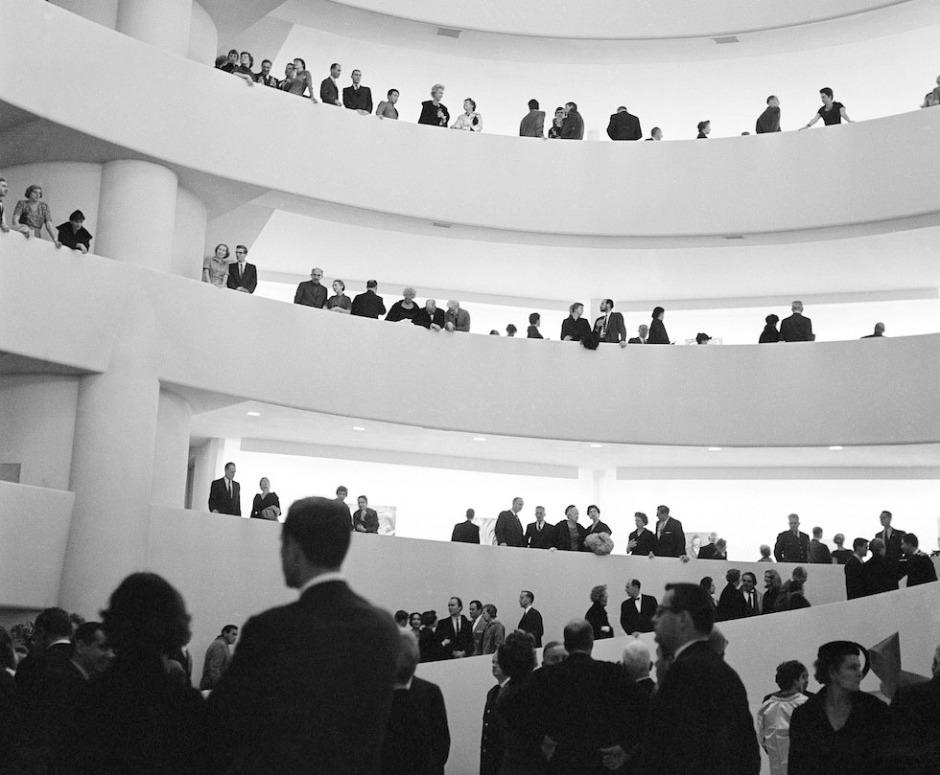 Museo Solomon R. Guggenheim, 1959