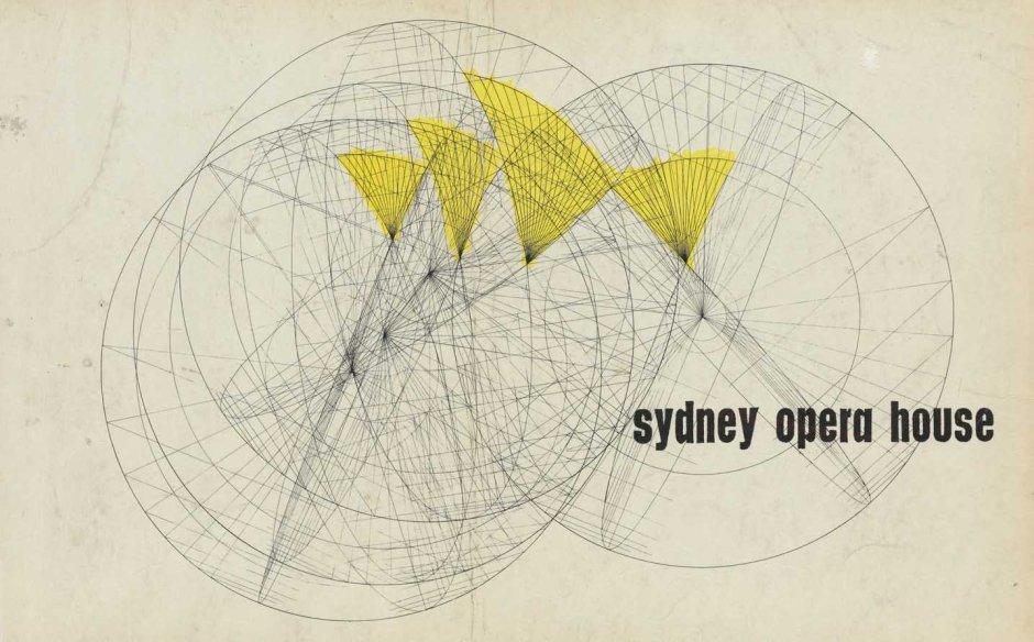 Lámina incluida en el Yellow Book. 1962. Fuente: NSW Government