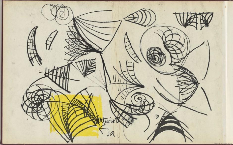 Última lámina Yellow Book. 1964. Fuente: NSW Government