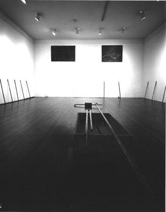 Joseph Beuys, Feurstätte 01. 1974 Fuente: Feldmangallery