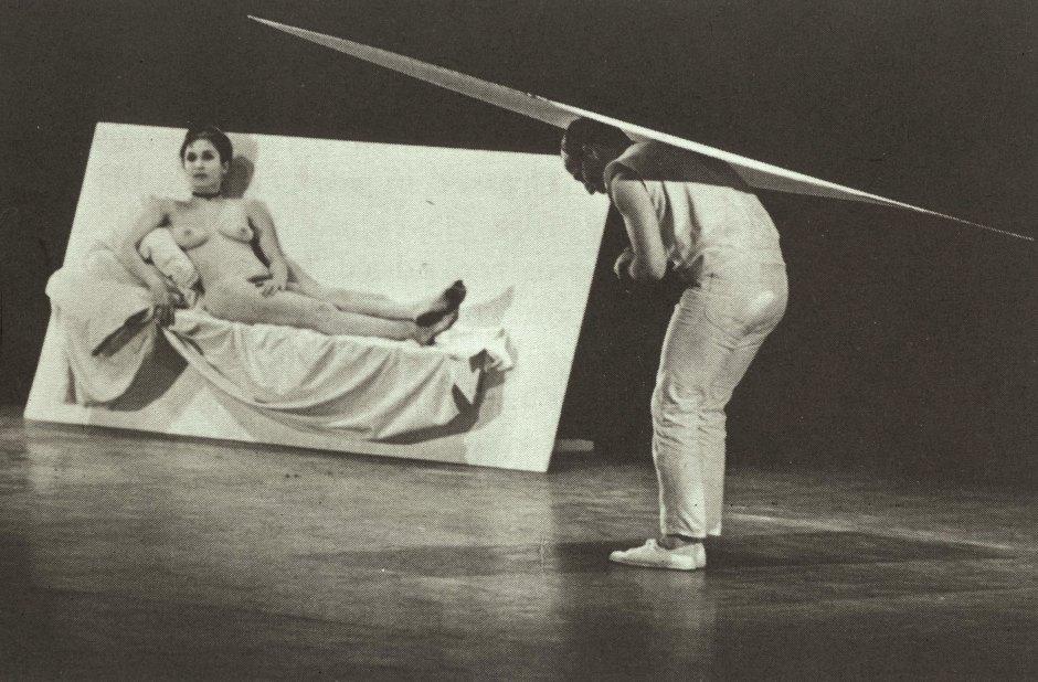 Site, Robert Morris-Carolee Schneemann. 1965.