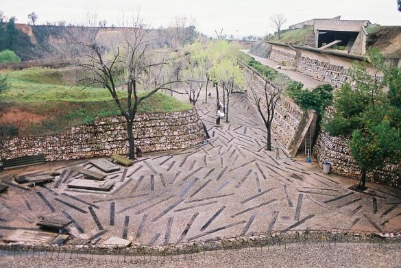 Plaza en cul-de-sac. Fuente: Urbipedia