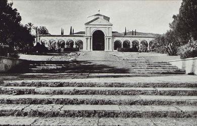 Nicolau M. Rubió i Tudurí, Església de Santa Maria Reina, Monestir de Pedralbes. 1922-36